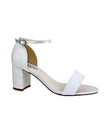 Summer Block Heel Sandal