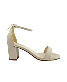 January Block Heel Sandal