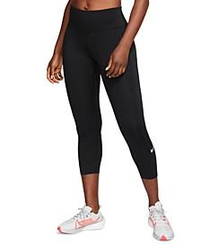 Women's Epic Lux Cropped Running Leggings