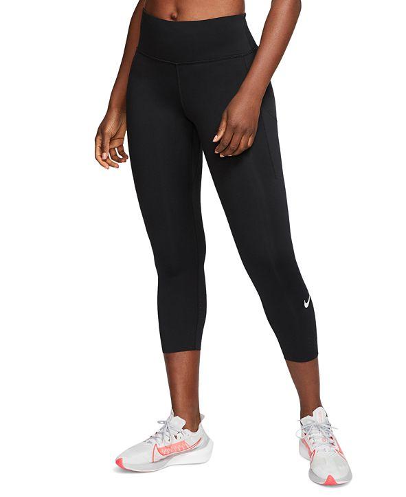 Nike Women's Epic Lux Cropped Running Leggings