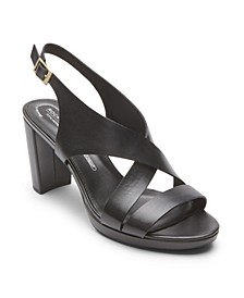 Women's Total Motion Ivy Cross Sling Sandals