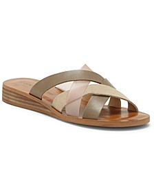 Women's Hallisa Strappy Slide Sandals