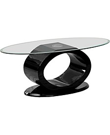Mason Black Coffee Table