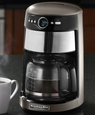 KCM1402ACS Architect 14 Cup Coffee Maker, Created for Macy's