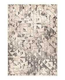 "Illusions Beckett Neutral 7'10"" x 10'10"" Area Rug"