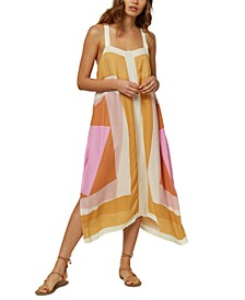 Juniors' Miranda Printed Dress