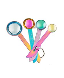 Stainless Steel Rainbow Measuring Spoons