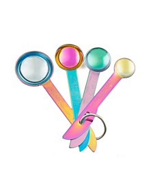 Stainless Steel Rainbow Measuring Spoons