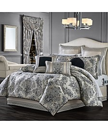 Annette Queen 4Pc. Comforter Set