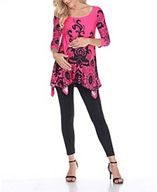 Women's Maternity Ganette Tunic