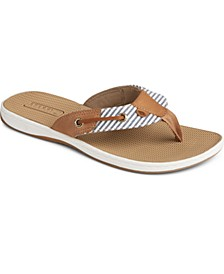 Seafish Thong Sandals
