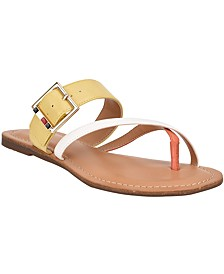 Lahyla Toe-Loop Sandals, Created for Macy's