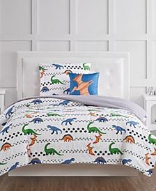 Dino Tracks Comforter Set Collection
