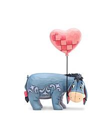 Eeyore with A Heart Figurine