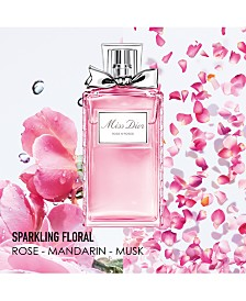 Miss Dior Rose N'Roses Eau de Toilette Spray, 1.7-oz.