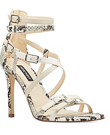 Imani Strappy Dress Sandals