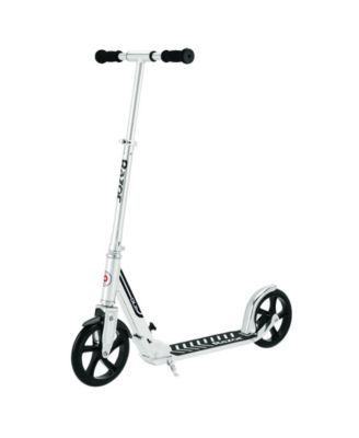 Razor A5 Dlx Adjustable Scooter Full Deck Grip Tape Kids Kick Scooter with Stand