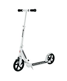 A5 DLX Adjustable Scooter Full Deck Grip Tape Kids Kick Scooter with Stand