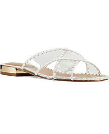Nine West Ieni Women's Flat Slide Sandals