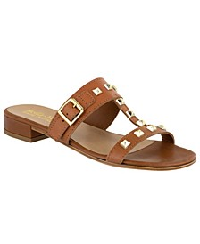 Jun-Italy Women's Slide Sandals