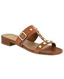 Jun-Italy Women's Slide Sandals