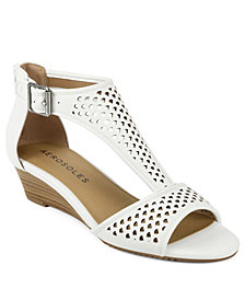 Aerosoles Sapphire Low Wedge Sandal