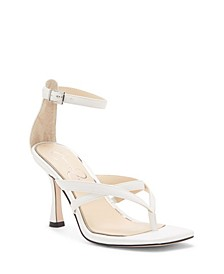Opral Square Toe Sandals