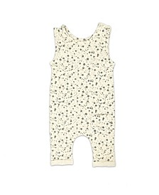 Baby Boys and Girls Organic Cotton Sand Splashy Jumper