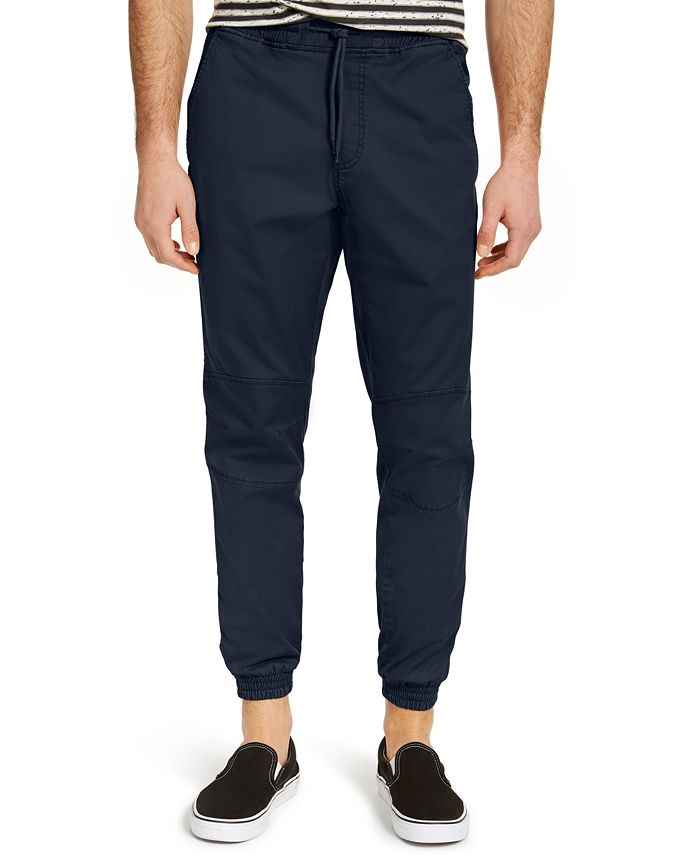 Sun + Stone - Men's Articulated Jogger Pants