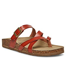 Bartlett Strappy Footbed Sandals