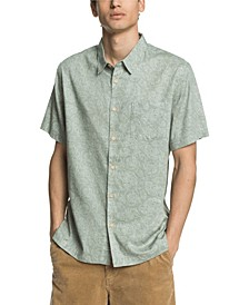 Quiksilver Men's Outlined Garden Shirt