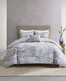 Natori Dohwa 3 Piece Comforter Set - King/California King