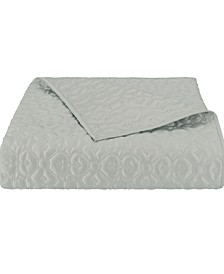 Mosaic 3pc Coverlet Set, King