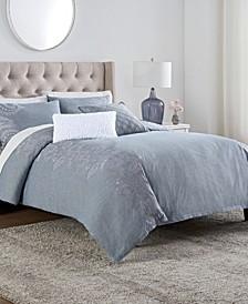 Cassie 5 Piece Comforter Set, King/California King