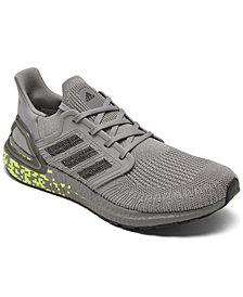 adidas Men's Ultraboost 20 Running Sneakers from Finish Line