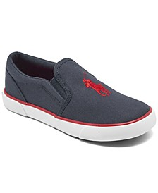 Little Boys Bal Harbour III Slip-on Casual Sneakers from Finish Line