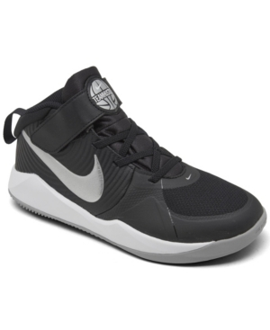 Nike Little Boys Team Hustle D 9 Basketball Sneakers from Finish Line