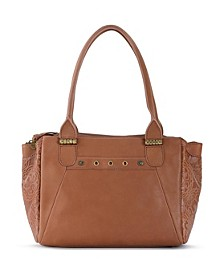 The Sak Collective Serena Leather Satchel