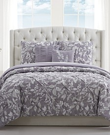 Pem America Alexa Floral Comforter Set Collection