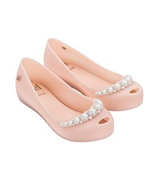 Mel Little Girls Ultragirl Girly Flat