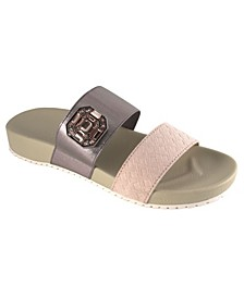 Savanna Molded Slide Sandal