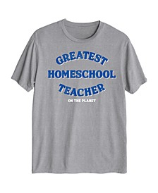 Homeschool Men's Graphic T-Shirt