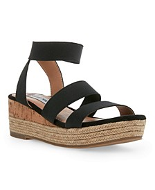 Little Girls Wedge Sandal