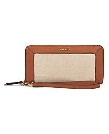 Astoria Zip Around Wallet with Wristlet