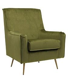 Lana Mid-Century Armed Chair