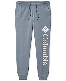 Columbia Cropped Logo Jogger Pants