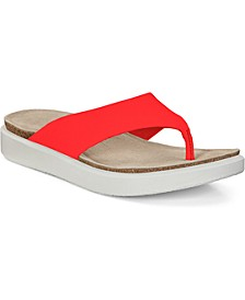 Women's Corksphere Thong Sandals