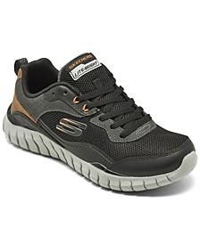 Men's Overhaul Betley Casual Walking Sneakers from Finish Line