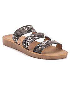Globe Trotting Sandals