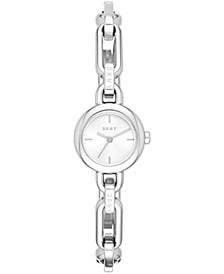 Women's Uptown Stainless Steel Chain Bracelet Watch 22mm